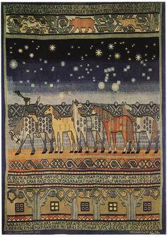 Märta Måås Fjetterström: Tapestry