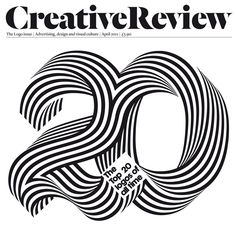 Top 20 typography creative review