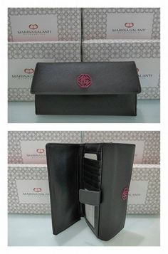 Portafoglio donna Marina Galanti di colore Grigio Carte di Credito 56-038-2