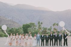 Alcazar Palm Springs wedding venue | photos by Fondly Forever | 100 Layer Cake
