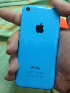 My iPhone 5C. Purchased it on Wednesday, September 25, 2013.