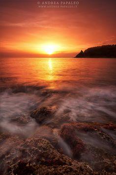 Fotograf Sunset at Capo Vaticano von Andrea Papaleo auf 500px