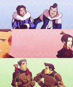Siblings! (Avatar: The last Airbender - The Legend Of Korra)
