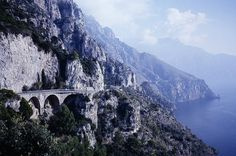 amalfi coast drive - Google Search