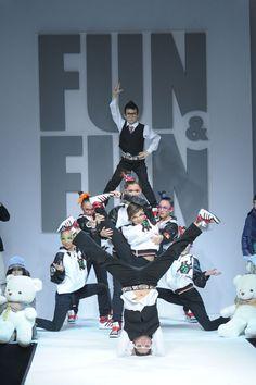 """circus mag: Pitti Bimbo N°76 - Fun & Fun Fashion Show """"romantic in the city"""""""