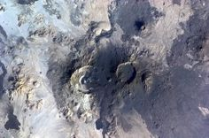 """""""Mars is a very interesting planet, with its rugged, ancient surface. But this is Earth."""""""