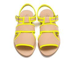Loeffler Randall Selima Flat Sandals