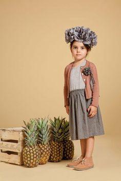 Caffe d'Orzo - A pineapple story #Caffedorzo @C&Cchildrenwear #children #Fashion #Kids #Pineapple