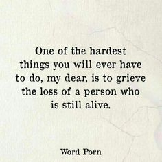 One of the hardest things.I swear the only free thing in this world is grief and you can get as much of that as you want Someone Special Quotes, Missing Someone Quotes, Life Quotes Love, Sad Quotes, Great Quotes, Quotes To Live By, Inspirational Quotes, Cousin Quotes, Quotes Heart Break