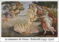 La naissance de Vénu