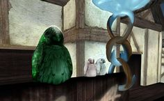 Happy Birdies Game Assets, Door Handles, Fantasy, Landscape, Happy, Door Knobs, Scenery, Ser Feliz, Fantasy Books