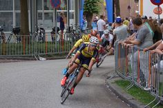 Gouden Pijl wielrennen Emmen augustus 2015