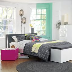 furniture cb2 559 alpine gunmetal bed cb2 cb2 bedroom furniture