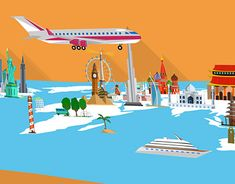 """Check out new work on my @Behance portfolio: """"Travel Site /Travel Agency Promo -After Effects project"""" http://be.net/gallery/61771477/Travel-Site-Travel-Agency-Promo-After-Effects-project"""