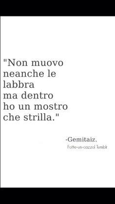 Gemitaiz Italian Quotes, Bukowski, Thing 1, Sentences, Texts, My Life, Self, Poetry, Tumblr