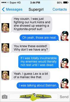Batman really is a paranoid dick!