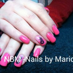 Nele naturale overlays with artistic color gloss