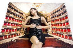 Women's fashion - Fashion model:Vassilia Volonaki Lucia Boutique,Athens.Greece