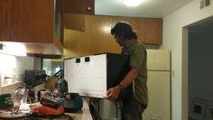Kitchen appliance apartment remodels