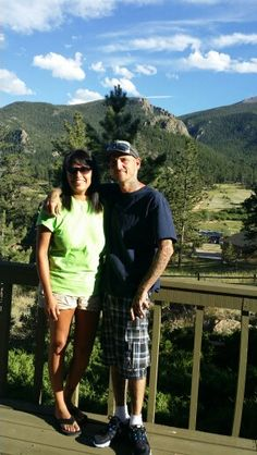 We finally made it to estes park day one:)