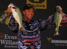 Aaron Martens finished in 3rd place with 74 pounds, 5 ounces. The 2012 Bassmaster Elite Series Douglas Lake Challenge was hosted out of Dandridge, Tenn., May 3-6.