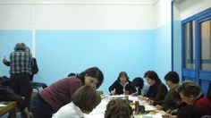 L'arte di guardare per vedere. Orientamento per la creazione plastica. Vallgrassa i escola amb els mestres de Porto Torres (It)