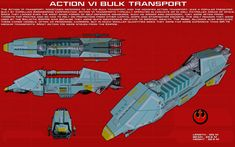 Action VI Transport ortho [New] by unusualsuspex on DeviantArt