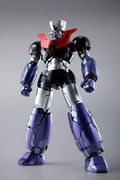 Figura Mazinger Z 18 cm. Mazinger Z Infinity. Combattler V, Metal Shop Building, Japanese Robot, Gurren, Japanese Superheroes, Vintage Robots, Super Robot, Old Cartoons, Gundam Model