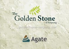 Brosur The Golden Stone @ Serpong #goldenstoneserpong