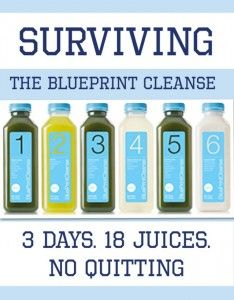 Blueprint cleanse sharing my experience with this 3 day juice surviving the blueprint cleanse 3 days 18 juices no quitting malvernweather Images
