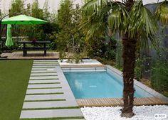 Small little pool Caron Piscines | Fabricant de piscine enterrée et piscine en béton