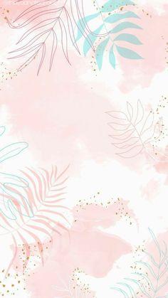 Whats Wallpaper, Phone Wallpaper Pink, Watercolor Wallpaper Iphone, Phone Wallpaper Images, Cute Patterns Wallpaper, Aesthetic Pastel Wallpaper, Aesthetic Wallpapers, Pink Wallpaper For Whatsapp, Wallpaper Pink Cute