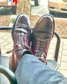 jpm1shoes Alden PCT Boot Color 8 Shell Cordovan @aldenshoeco x @jcrewmens @horweenleather @34heritage #aldenarmy #aldenpeople #aldenboots #aldenshoes #alden #aldenusa #horween #horweenleather #shellcordovan #cordovan #34heritage #denim #jeans #shoes #shoestagram #shoeporn #shoelover #bootporn #bootseason #boots #boots #mensfashion #menswear #mensstyle #menstyle #dailylast #shineyourshoes #ootd #ootdmen #barrielast #jcrew 2018/02/15 07:08:32