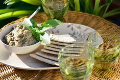 Mayonnaise d'aubergine - Le Vitaliseur de Marion
