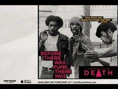 Documentary - A BAND CALLED DEATH - TRAILER | David Hackney, Dannis Hackney, Bobby Hackney