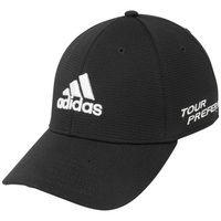 Adidas Tour Adjustable Cap - Black Adidas Hat c91c72f880d2