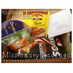 Missionary Packages