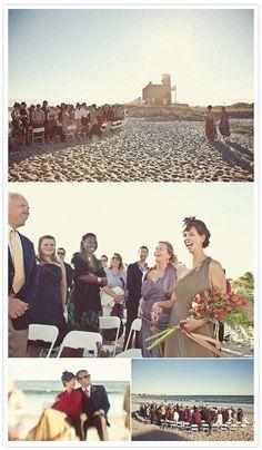 outdoor-maine-wedding- LOVE THIS WEDDING