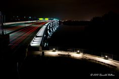 The Woodrow Wilson Bridge Maryland, Over The Years, Bridge, Photography, Travel, Photograph, Viajes, Fotografie, Fotografia