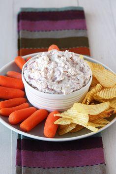 """Serve it Up!"" Recipe: Premera Pin to Win contest: Light French Onion Dip -"