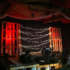 talent show stage decorations - Google Search