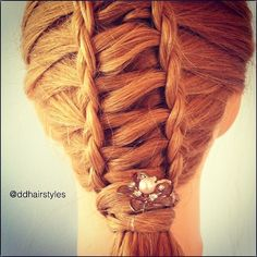 Instagram photo by @ddhairstyles (All Braids Made By Me ) | Iconosquare how??