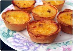"""Le mot """"queijada"""" vient de """"queijo"""" - fromage - car il désigne à l'origine des sortes de petites tartelettes au fromage frais comme cell..."""