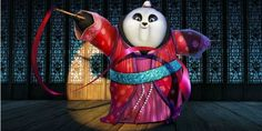 Kung Fu Panda 3 Introduces Po's Father, See The New Pics - CINEMABLEND