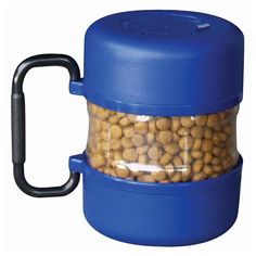 Pet Food Tote Container