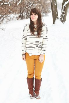 Tawny-wanted-boots-mustard-target-jeans-white-forever21-sweater