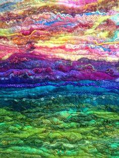 HeartFelt Silks Blog: Fabulous Fibre month at HeartFelt Silks and Seasons