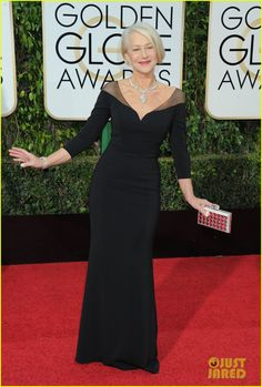 Bryan Cranston & Helen Mirren Represent 'Trumbo' at Golden Globes 2016