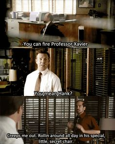 Horrible Bosses. This quote is amazing.