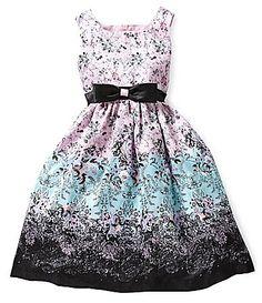 Jayne Copeland 2T6X FloralSkirt Dress #Dillards